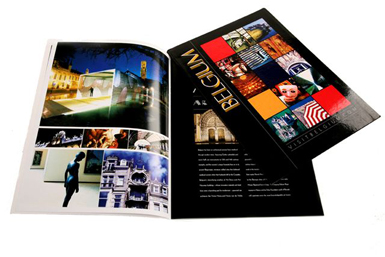 coffee table book printing in china and asia